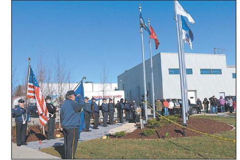 Veterans Day Service Held In Kewaskum