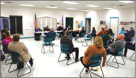 Town Of Lomira Residents Express  Frustration With Solar Project  At November Meeting