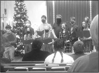 Virtual MHS Virtuosos Present Holiday Concerts, Music