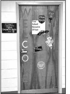 School Resource Officer A Welcomed Sight  For Students And Faculty