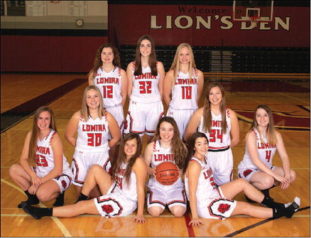 Lady Lions Baske Basketball  Focus On Player Development