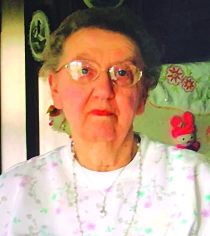 Erna Agnes Bahr