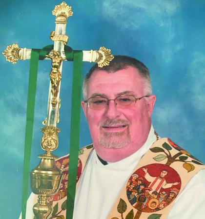 Reverend John Leo Simon