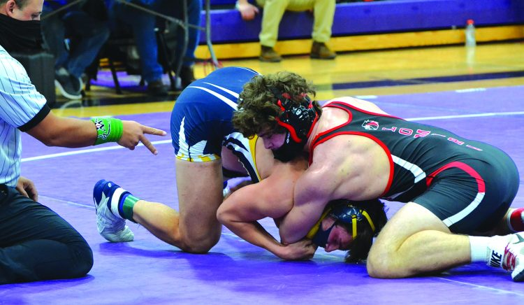 Helsell, Sauer Headed To STATE From Lomira
