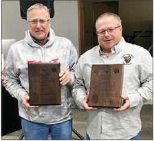 Local Bear Hunters Recognized