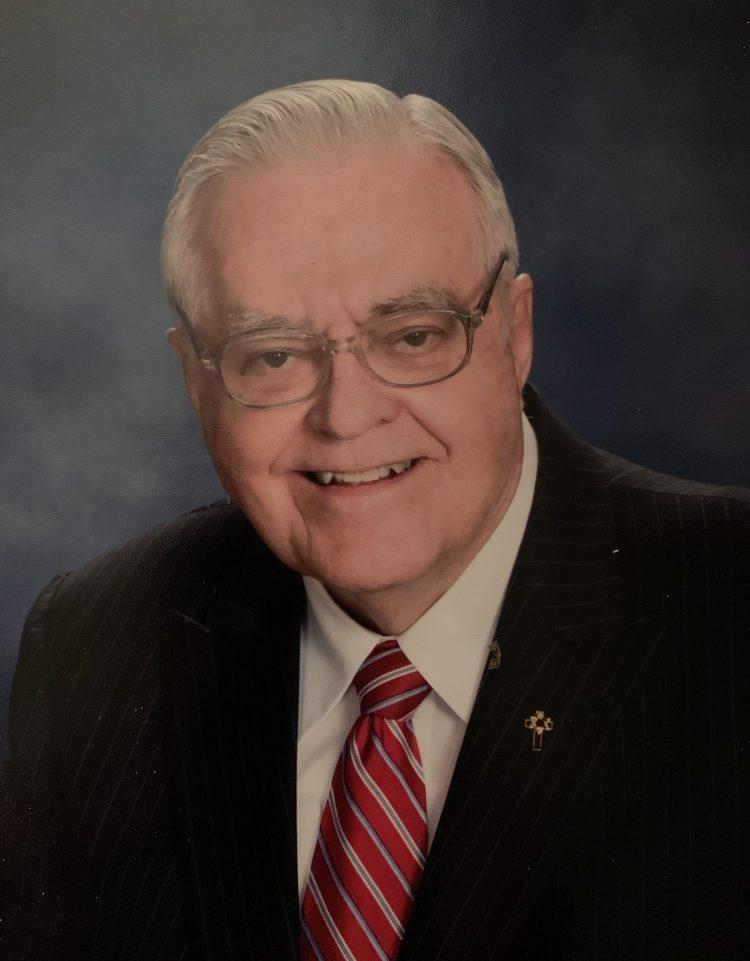 Rev. Delmer Frank Kannenberg