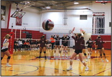 Marsh Madness, Three Area Volleyball  Teams Compete in Regional Finals