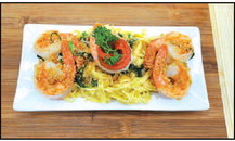 Chef Andy: Shrimp Story  is No Small Tale