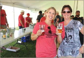 Mayville Rotary Bierfest Fundraiser Attracts Hundreds