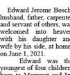 Ed ward Jerome  Bosch