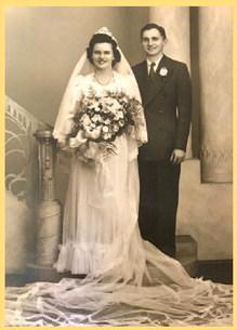 Mary Ann (Guse) weds Neil ….