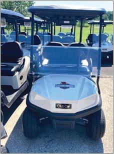 Golf Carts Stolen from Mayville Golf Course