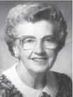 Florence M. Plageman
